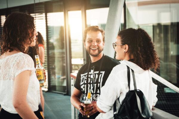 Startup Netzwerk Bodensee Event Lounge