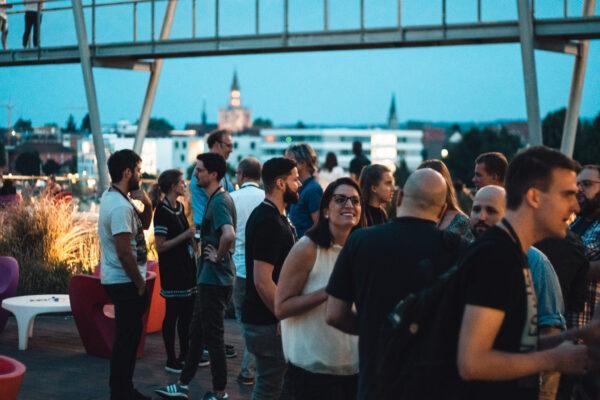 Startup Netzwerk Bodensee Lounge